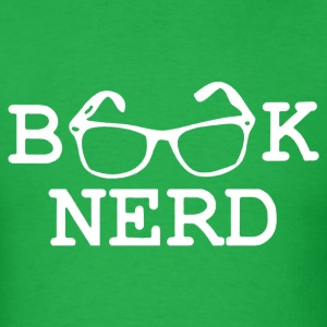 Book Nerd School - Men's T-Shirt