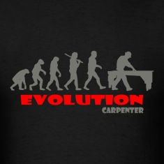 Carpenter ape of Evolution