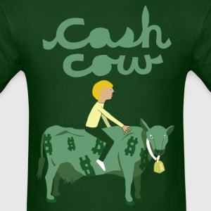 cash cow T-Shirts - Men's T-Shirt