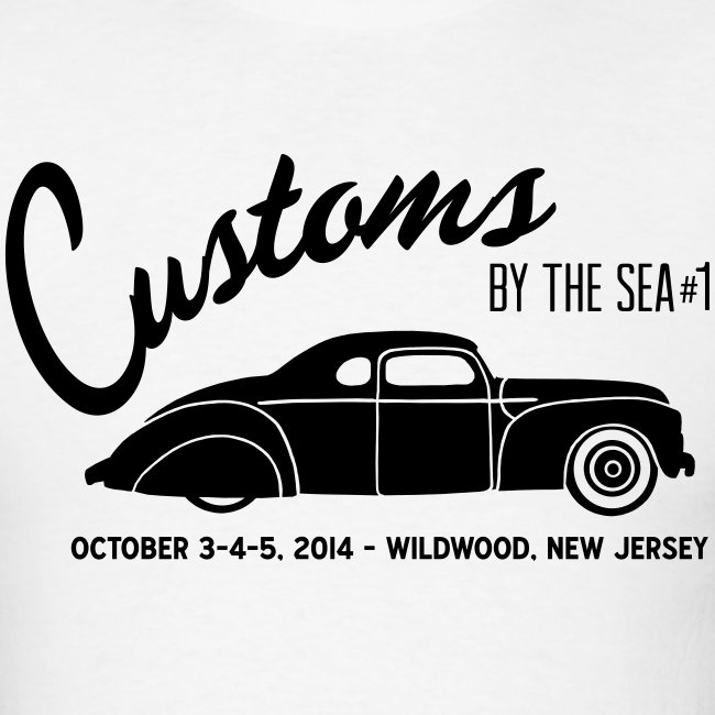 Customs by the Sea - 2014 - White