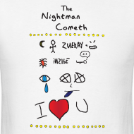 Design ~ The Nightman Cometh-light