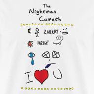 Design ~ The Nightman Cometh-light
