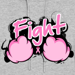 Fight Breast Cancer - Women's Hoodie