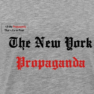 The New York Propaganda - Men's Premium T-Shirt