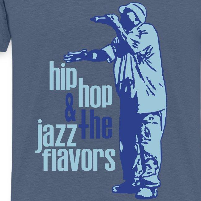 Hip Hop & The Jazz Flavors