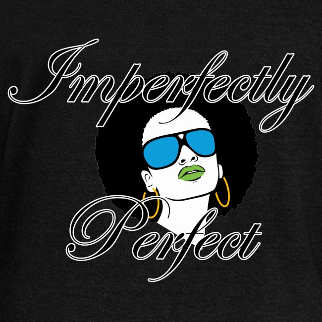 Imperfectly Perfect Women's Wideneck Sweatshirt
