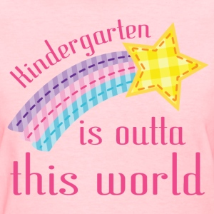 Kindergarten Teacher Cute Women's T-Shirts - Women's T-Shirt