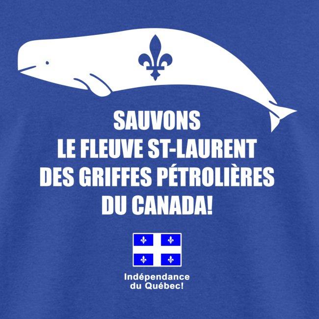 Sauvons le St-Laurent!