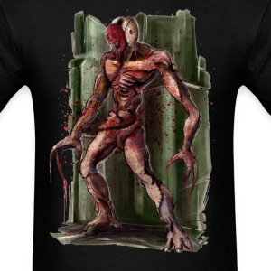 Zombie Horror T-Shirts - Men's T-Shirt