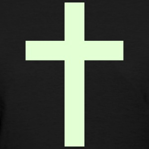Crucifix Cross Women's T-Shirts - Women's T-Shirt