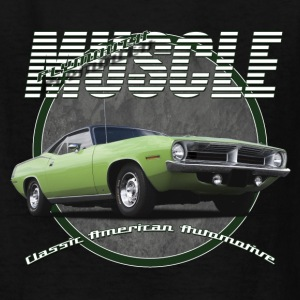 Kids'  T-Shirt | Plymouth Muscle | Classic America - Kids' T-Shirt