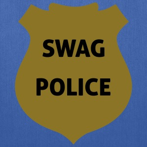 Swag Police Bags & backpacks - Tote Bag