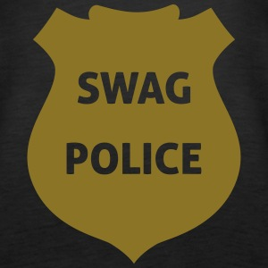 Swag Police Tanks - Women's Premium Tank Top