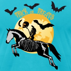 Trick or Treat T-Shirts - Men's T-Shirt by American Apparel
