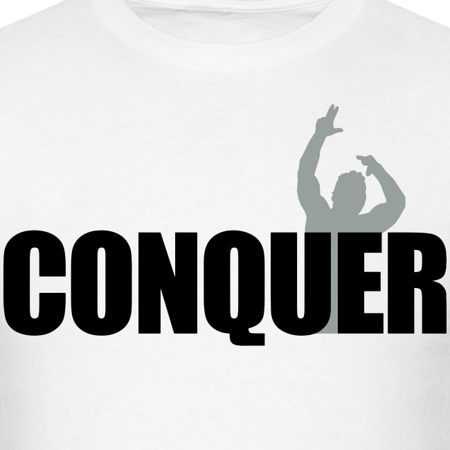 Zyzz T-Shirt Conquer