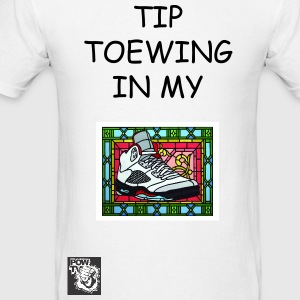 Tip Toewing In My Jawdinzz Tee - Men's T-Shirt