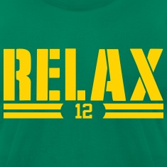 AARON-SAYS-RELAX T-Shirts