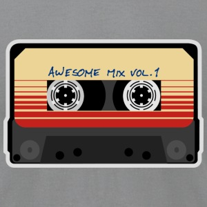 Mix Tape Awesome Vol.1 T-Shirts - Men's T-Shirt by American Apparel
