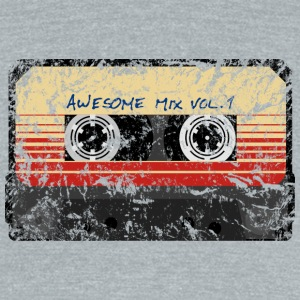 Awesome Mix Tape Vol.1 T-Shirts - Unisex Tri-Blend T-Shirt