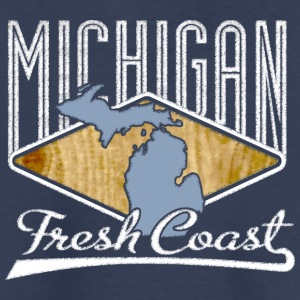Michigan Fresh Coast Great Lakes Apparel T-Shirt T Baby & Toddler Shirts - Toddler Premium T-Shirt
