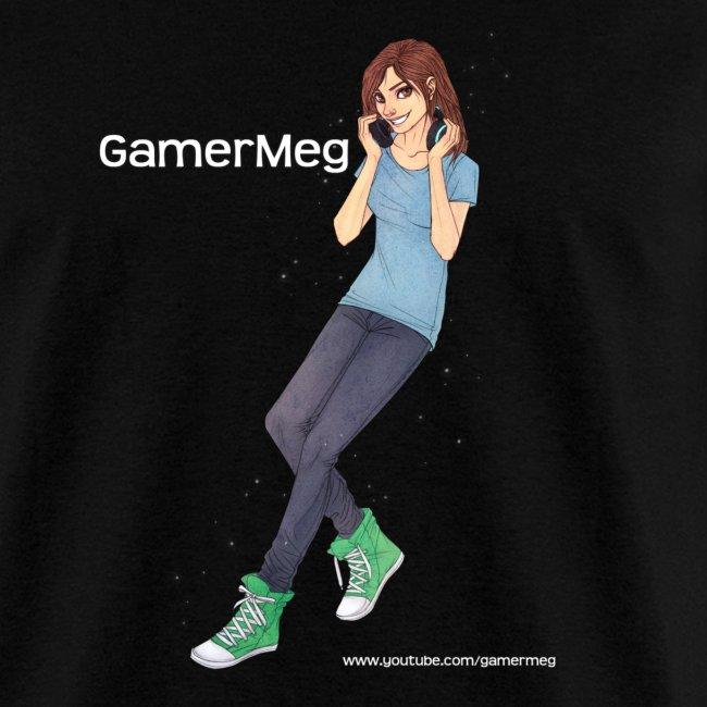 GamerMeg Official Logo T-Shirt (Men's)