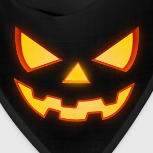 Scary Halloween Horror Pumpkin Face Caps - Bandana