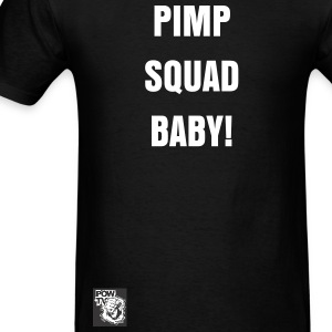 Pimp Squad - Men's T-Shirt