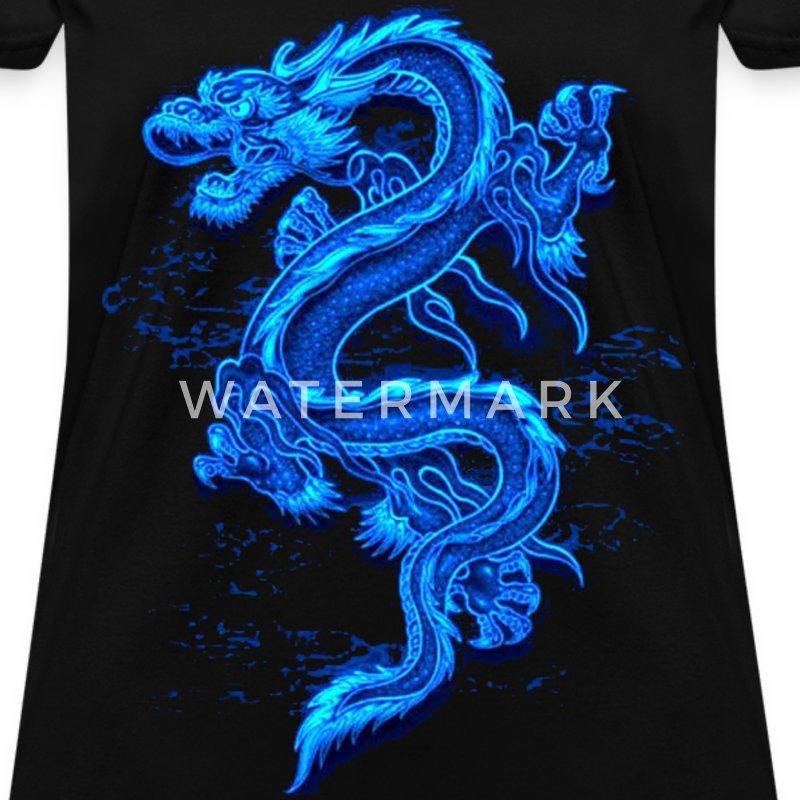 Dragin design t shirt spreadshirt for Dragon gifts for men