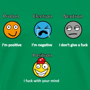 Electron Proton Neutron - Upgrade - Men's Premium T-Shirt