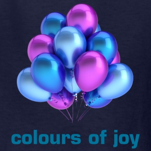 colours of joy - Kids' T-Shirt