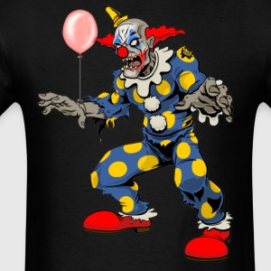 Zombie Clown T-Shirts - Men's T-Shirt