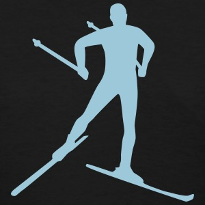 Cross country skiing Women's T-Shirts - Women's T-Shirt
