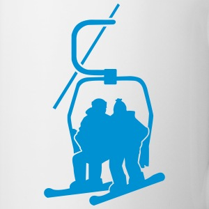 Snowboard Mugs & Drinkware - Coffee/Tea Mug