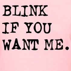 blink Women's T-Shirts
