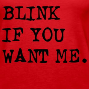 blink Tanks - Women's Premium Tank Top