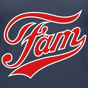 Fam Tanks - Women's Premium Tank Top