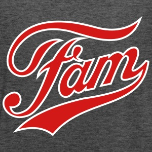 Fam Tanks - Women's Flowy Tank Top by Bella