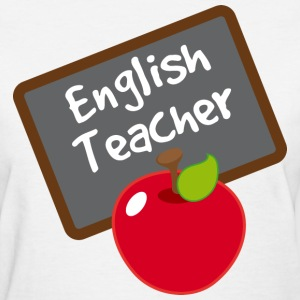 English Teacher Cute Gift Women's T-Shirts - Women's T-Shirt