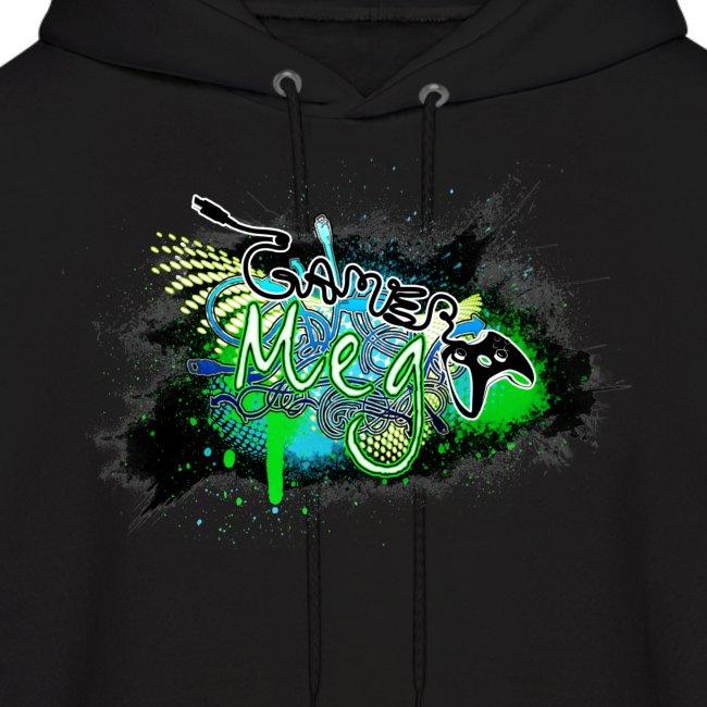 GamerMeg Official Logo Hoodie