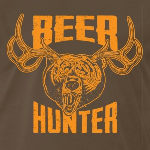 Beer Hunter T-Shirts - Men's Premium T-Shirt
