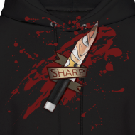 Design ~ Sharp Hoodie!