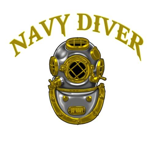 Navy Diver 2nd Class