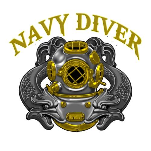 Navy Diver 1st Class