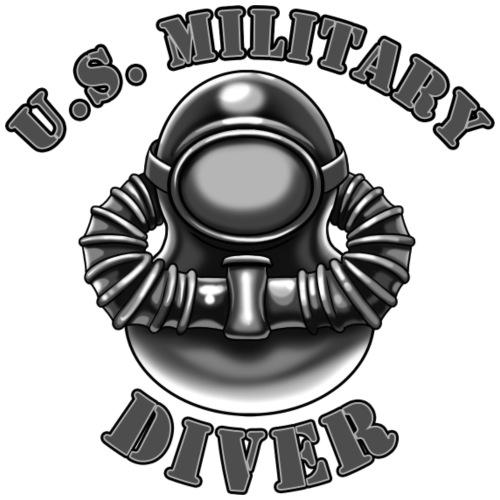Military Scuba Diver