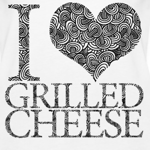 I love grilled cheese Tanks - Women's Premium Tank Top