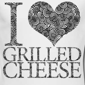 I love grilled cheese Long Sleeve Shirts - Men's Long Sleeve T-Shirt by Next Level