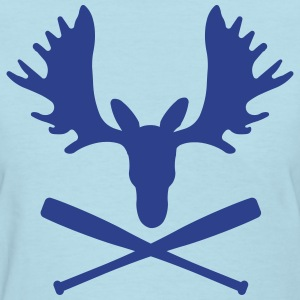 Mike Moustakas Moose Shirt - Women's T-Shirt