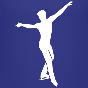Figure skating Kids' Shirts - Kids' Premium T-Shirt