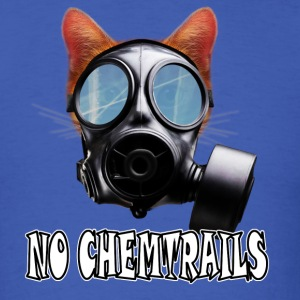 No Chemtrails T-Shirts - Men's T-Shirt