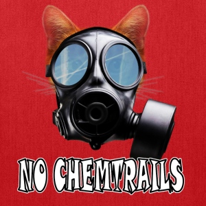 No Chemtrails Bags & backpacks - Tote Bag